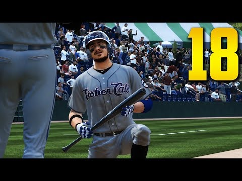 """MLB The Show 18 - Road to the Show - Part 18 """"BENCH THIS MAN"""" (Gameplay & Commentary)"""