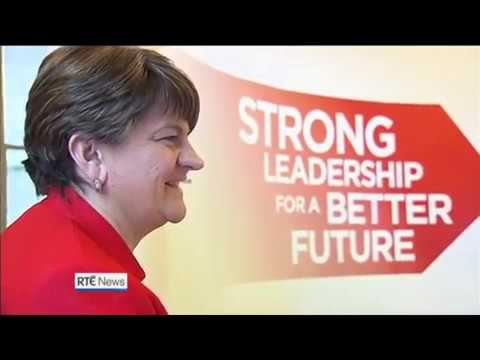 DUP antagonising and inflexible.
