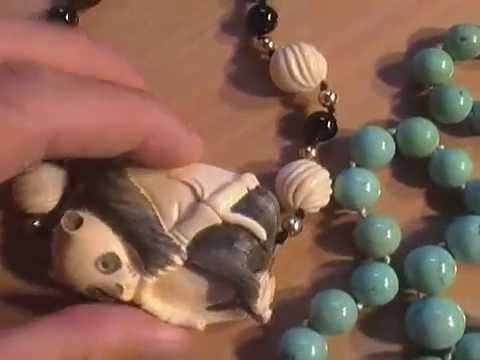 My HUGE Antique Estate Sale Haul Tons of Jewelry Silver Gold Turquoise Video #43