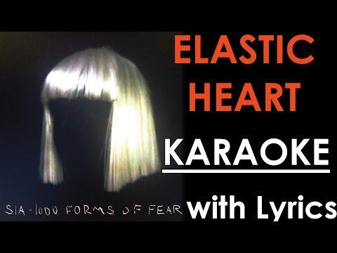 Elastic Heart - Sia  KARAOKE/Instrumental +Lyrics