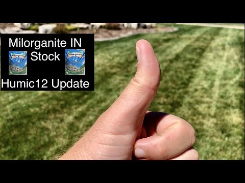Milorganite Found IN Stock - Humic12 UPDATE 7/13/18 - YouTube