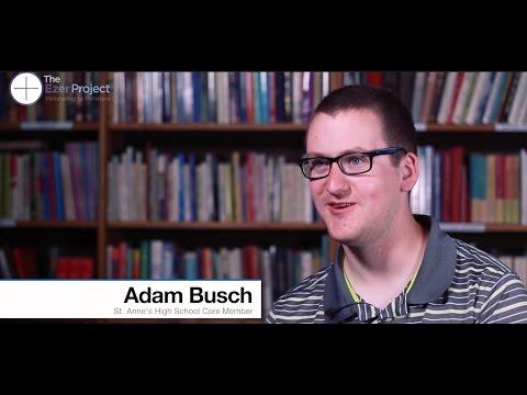 Adam Testimonial