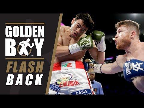 Golden Boy Flashback: Canelo Alvarez vs Julio Cesar Chavez Jr. (FULL FIGHT)