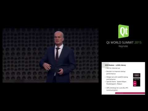 QtWS15- Bringing LG webOs and Qt to millions of smartTVs, To