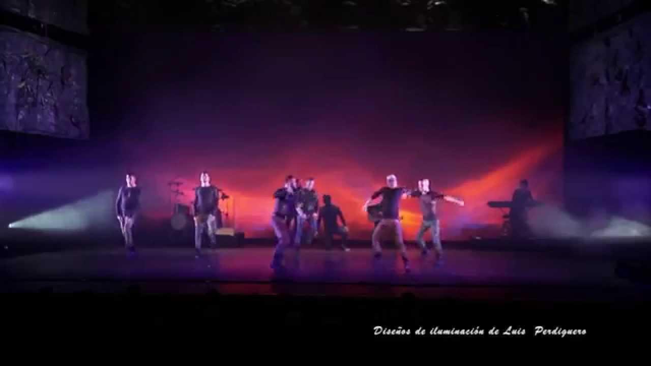 Iluminacion Para Teatro Santiago