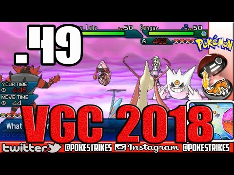 Pokemon Ultra Sun & Ultra Moon VGC 2018: Gravity Tapu Lele! #50