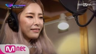 UNPRETTY RAPSTAR2 [MV] #2 TRACK. Me, Myself & I (Prod. by 버벌진트) - 헤이즈 (Feat. 제시, 휘성) 150925 EP.3