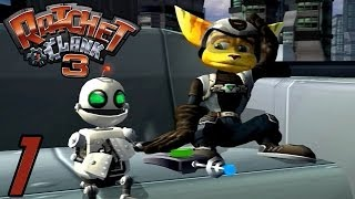 Let S Play Ratchet Clank 3 HD German 1 Heimreise Nach Veldin