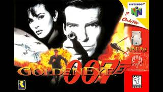 Gregorio Franco - Goldeneye 007 - Facility Cover