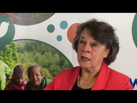Leader of Powys County Council, Cllr Rosemarie Harris responds to the CSSIW report