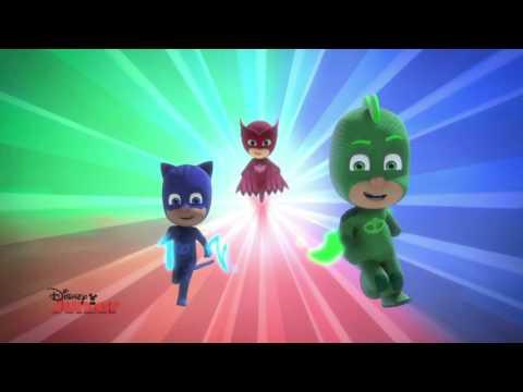 Eroii în pijama - Imnul eroilor in pijama Doar la Disney Junior