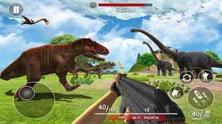 Dinosaurs Hunter Wild Jungle Animals Safari Android Gameplay