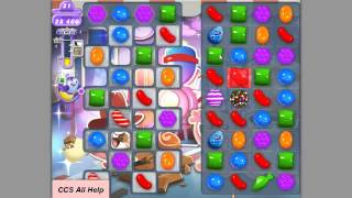 Candy Crush DREAMWORLD level 444 NO BOOSTERS