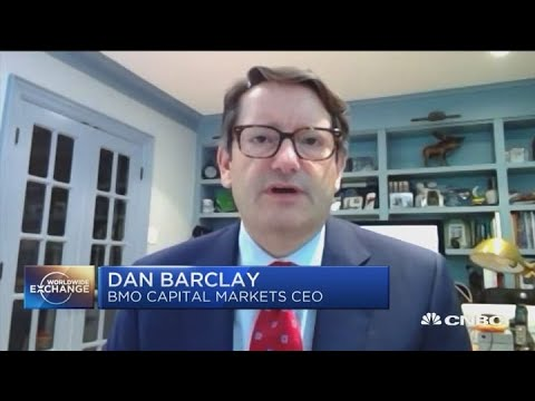 BMO Capital Markets CEO Dan Barclay on mining and energy sectors