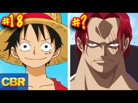 The 25 Most Powerful One Piece Characters Of All Time (Ranked)