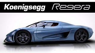 Вот почему  Koenigsegg Regera уделывает все гиперкары! Самый быстрый автомобиль и разработка авто