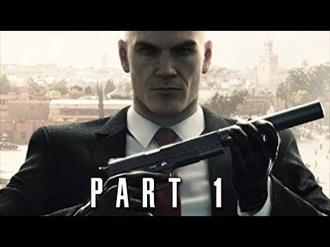 HITMAN - MISSION 1 : THE YACHT - GAMEPLAY