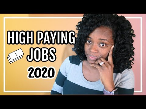 High Paying Work from Home Jobs in 2020 💰