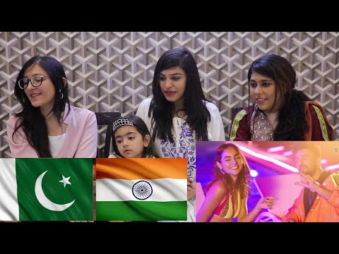 GOA BEACH - Tony Kakkar & Neha Kakkar | Aditya Narayan | Kat | Anshul Garg | PAKISTAN REACTION