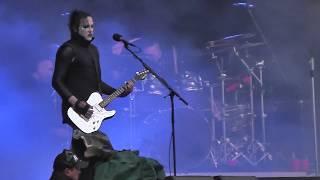 Marilyn Manson Sweet Dreams Mexico 2018