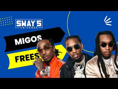 Download Youtube: Migos FREESTYLE Live on Sway in the Morning