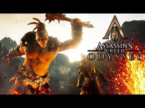 Assassin's Creed Odyssey - O Iluminado e o Legado De Um Poeta!!! [ Extras #5 - PS4 Pro ] thumbnail