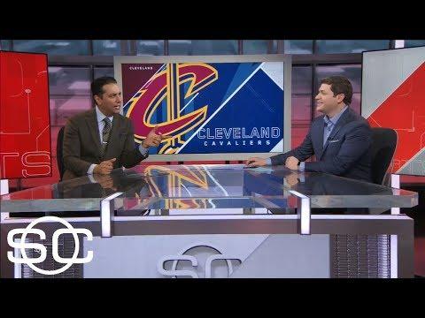 Vegas oddmakers not impressed with Cavs' trades | SportsCenter | ESPN