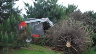 ---john deere ,shear-scat track loader,clearing trees-iowa