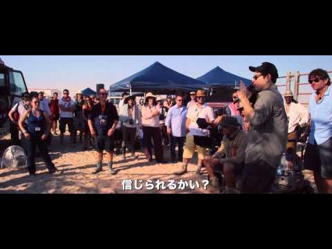 画像: 『スター・ウォーズ/フォースの覚醒』解禁メイキング映像 youtu.be