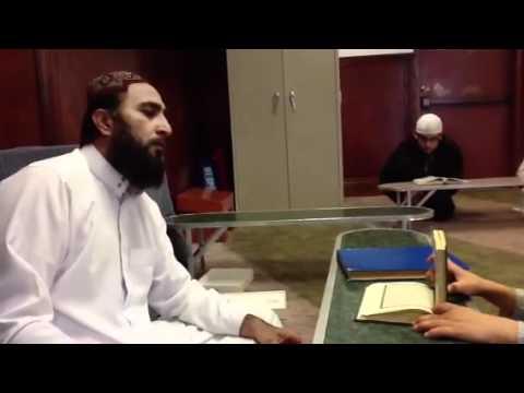 Asem Bani Khaled Learning Quran