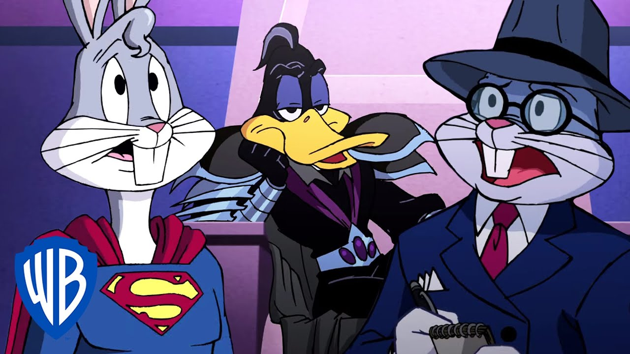 Looney Tunes | Clark Kent, Not Just a Reporter | WB Kids