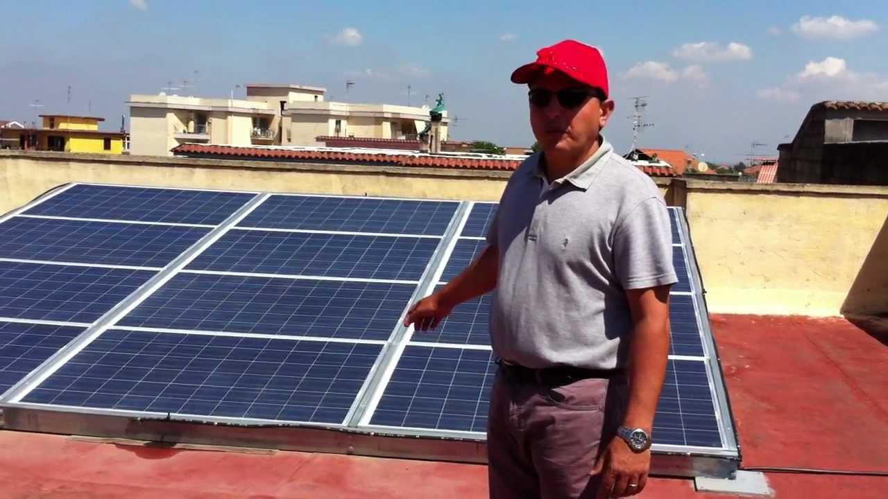 Pannelli Fotovoltaici Raffreddati Ad Acqua.Come Aumentare Il Rendimento Di Un Impianto Fotovoltaico Fai Da Te