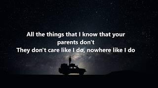 Khalid Kane Brown Saturday Nights REMIX lyrics.mp3