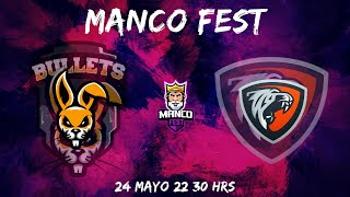 """TERCERA TEMPORADA MANCO FEST 2019"" BULLETS E-SPORTS V/S FNATICS ESPORTS"