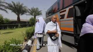 I Umrah Rakyat Sdn Bhd(Program Umrah AllBikers Club Malaysia 2013) Bahagian 4
