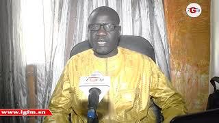 "Abdoulaye Ndoye : "" si l'Etat ne nous paie pas nos 203 millions..."""