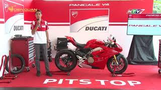 Trong Thế Giới Xe | Ducati Việt Nam trình làng superbike Panigale V4