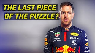 Why Red Bull Seriously Need to Consider Vettel for 2021