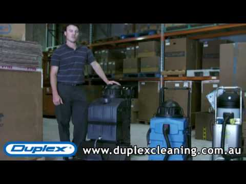 Broaden Your Machinery Hire Range With Duplex Cleaning Machines
