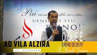 O QUE É O REINO DE DEUS? - Ministração da Palavra pelo Pr. Ronald Gustavo