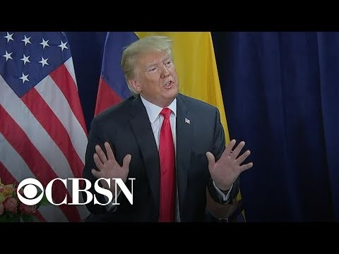 """Trump accuses Democrats of a """"con game"""" with Kavanaugh assault allegations"""