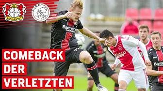 Bayer 04 Leverkusen - Ajax Amsterdam 2:1   Highlights   Testspiel