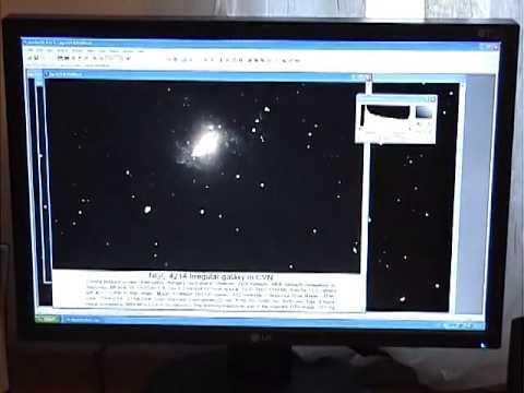 20081018 Hobbink a csillagos ég - Corona Borealis Csillagvizsgáló (Győrújbarát)