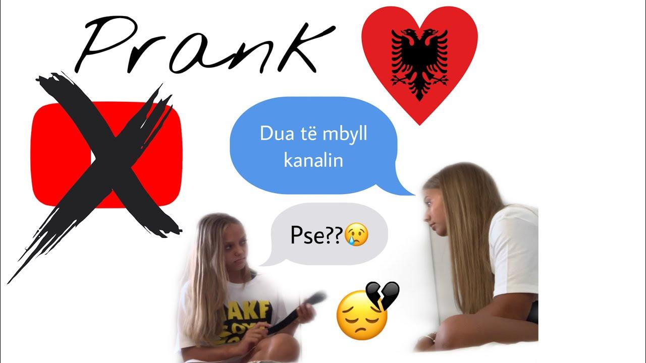 Download Prank|Dua të mbyll kanalin||SEZ