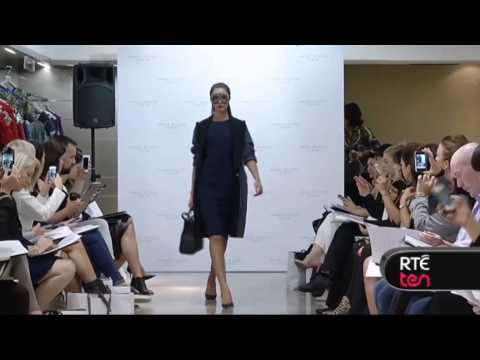 RTÉ TEN reports from the Harvey Nichols A/W Fashion Show