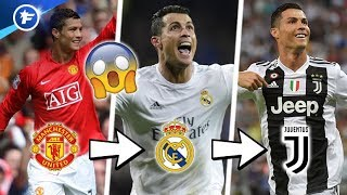 L'incroyable régularité de Cristiano Ronaldo | Revue de presse