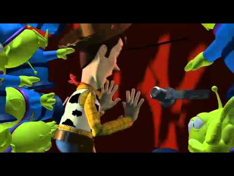 Toy Story The Claw