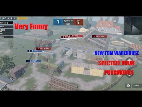 NEW TDM WAREHOUSE SPECTATE MODE PUBGMOBILE WITH FUN BY RR ANTAR GAMING MORTEL LIVE DANMOY LIVE Ideas