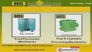 Agricultural & Food Processing Machinery by Four Brothers Export Import Private Limited, Chennai
