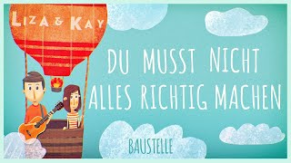 Liza&Kay - Baustelle (Offizielles Musikvideo)